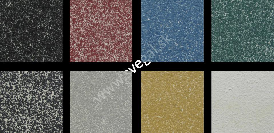 Akrylové čipsy HERBOL farebné odtiene