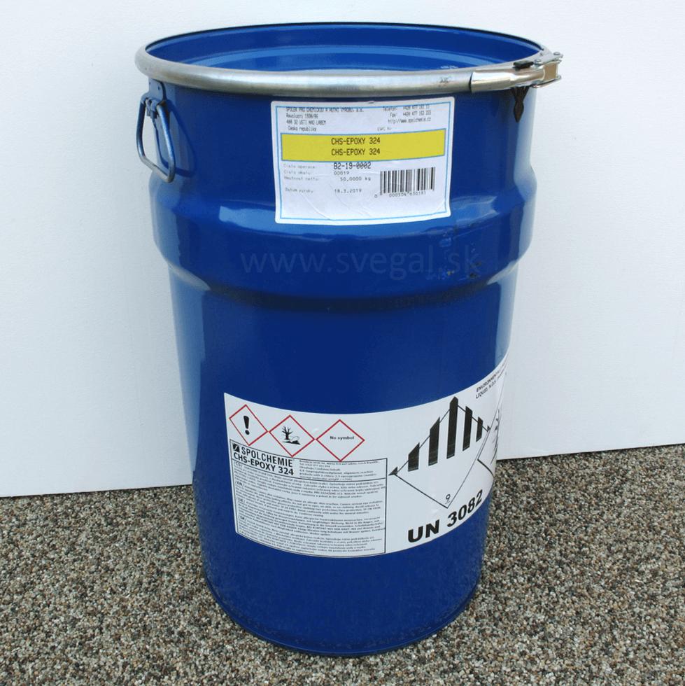 Lepiaca epoxidová hmota CHS-EPOXY 324 50 kg balenie.