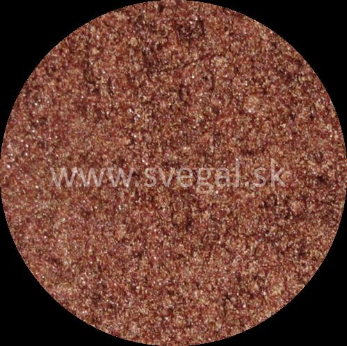Metalický pigment Art Resin medený, ideálny na výrobu efektných metalických odliatkov.
