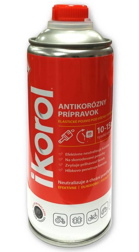 Antikorózny multifunkčný prípravok IKOROL