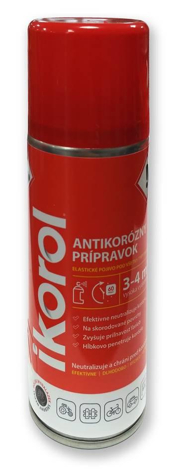 Antikorózny prípravok IKOROL v spreji