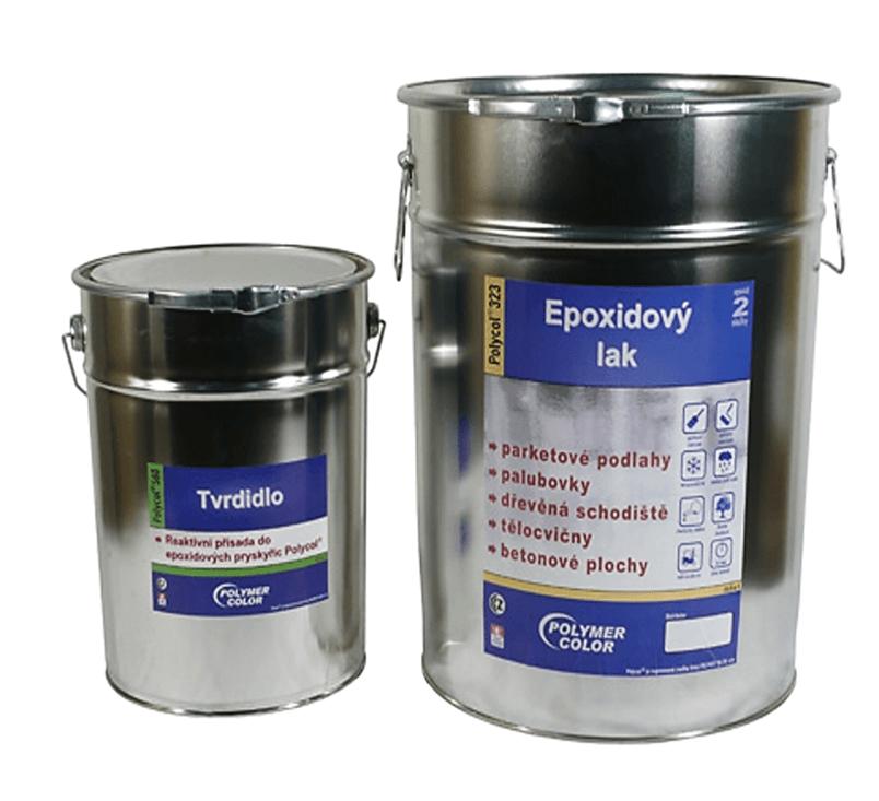 Epoxidový protišmykový lak Polycol 223 Keramic