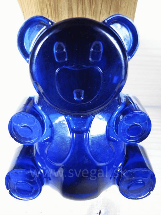 Pigmentový roztok Art Resin modrý