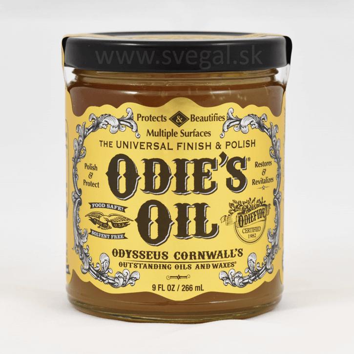 Odie´s Oil olejovoskový finiš