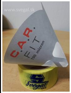 filtračné sitko na rozrušenie vzduchových bublín v epoxide