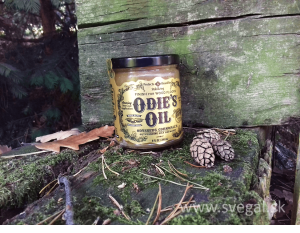ODIE´S OIL Finish for wood floors